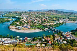 Leie bil Shkodra, Albania
