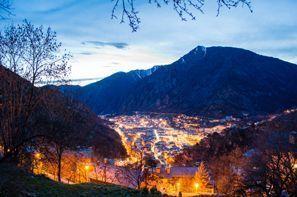 Leie bil Andorra La Vella, Andorra