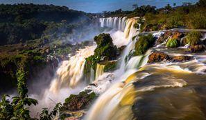 Leie bil Iguazu, Argentina