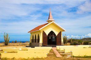 Leie bil Noord, Aruba