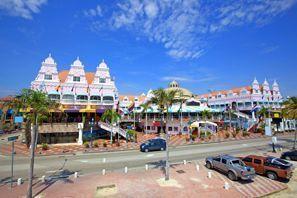 Leie bil Oranjestad, Aruba
