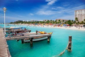 Leie bil Palm Beach, Aruba