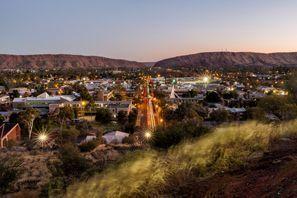 Leie bil Alice Springs, Australia