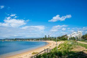 Leie bil Avalon, Australia