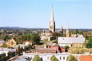 Leie bil Bendigo, Australia
