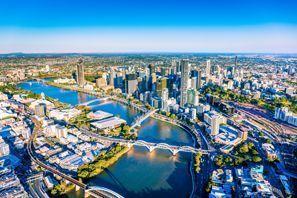 Leie bil Brisbane, Australia