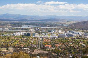 Leie bil Canberra, Australia
