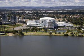 Leie bil Casino, Australia