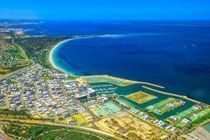 Leie bil Fremantle, Australia