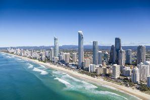 Leie bil Gold Coast, Australia