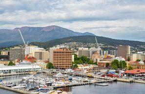 Leie bil Hobart, Australia