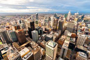 Leie bil Melbourne, Australia