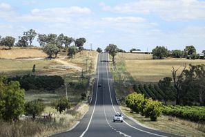 Leie bil Mudgee, Australia