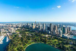 Leie bil Parramatta, Australia