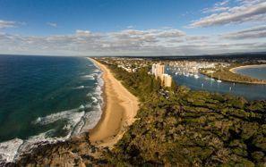 Leie bil Sunshine Coast, Australia