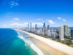 Leie bil Surfers Paradise, Australia