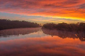 Leie bil Tingalpa, Australia
