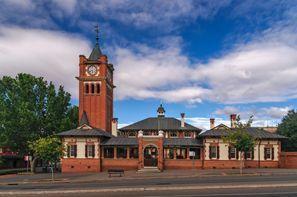 Leie bil Wagga Wagga, Australia