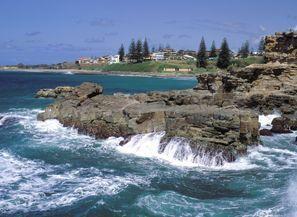 Leie bil Yamba, Australia