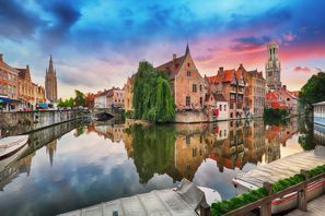 Leie bil Brugge, Belgia