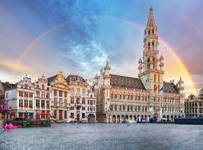 Leie bil Brussel, Belgia