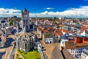 Leie bil Ghent, Belgia