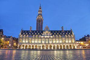 Leie bil Leuven, Belgia