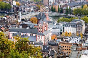 Leie bil Liege, Belgia