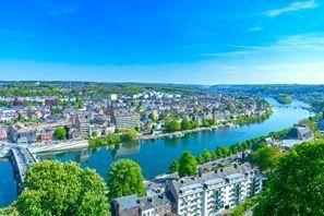 Leie bil Namur, Belgia