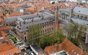Leie bil Tournai, Belgia