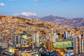 Leie bil La Paz, Bolivia