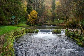 Leie bil Ilidza, Bosnia