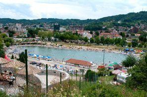 Leie bil Tuzla, Bosnia