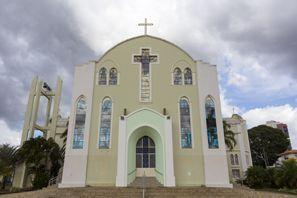 Leie bil Araguari, Brazil