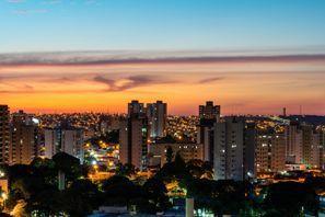 Leie bil Bauru, Brazil
