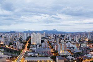 Leie bil Betim, Brazil