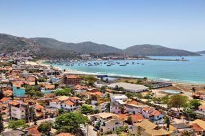Leie bil Cabo Frio, Brazil
