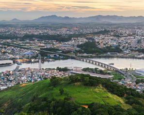 Leie bil Cariacica, Brazil