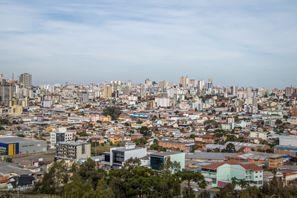 Leie bil Caxias Do Sul, Brazil