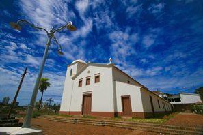 Leie bil Cuiaba, Brazil