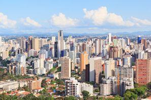 Leie bil Curitiba, Brazil