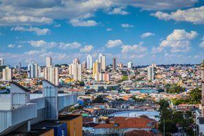 Leie bil Diadema, Brazil