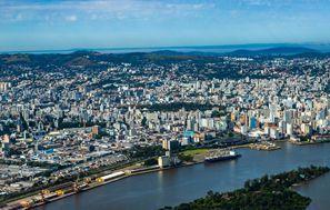 Leie bil Gravatai, Brazil