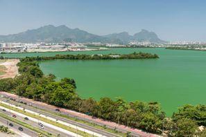 Leie bil Jacarepagua, Brazil
