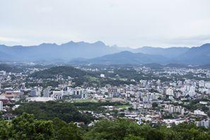 Leie bil Joinville, Brazil