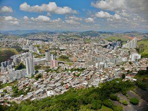 Leie bil Juiz de Fora, Brazil