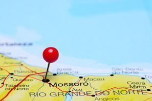 Leie bil Mossoro, Brazil