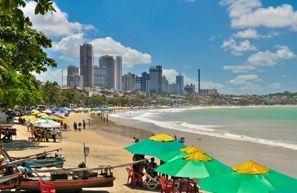Leie bil Natal, Brazil