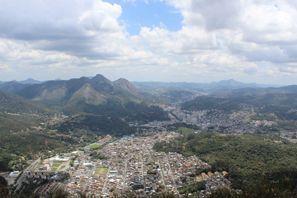 Leie bil Nova Friburgo, Brazil