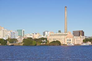 Leie bil Porto Alegre, Brazil